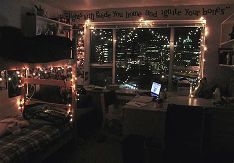 college lights 20 cool college room ideas house design and decor