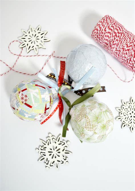 easy paper decorations for easy paper scrap diy ornaments mod podge rocks