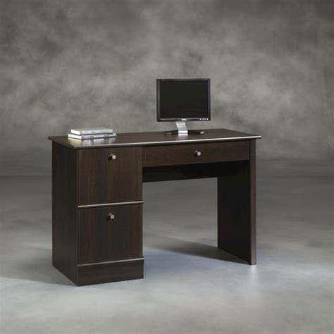 sauder cinnamon cherry computer desk sauder computer desk cinnamon cherry shop sauder
