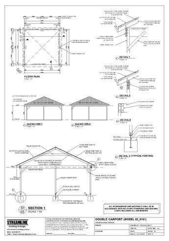 carport building plans best 25 carport plans ideas on building a