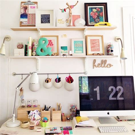 desk decorations for work workspace desk home office apartment house home decor interior design