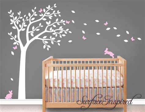 wall nursery decals wall decal nursery wall decals tree decal with adorable