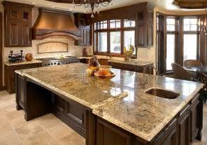 kitchen design granite kitchen design with granite countertops ideas