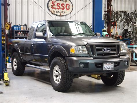 Ford Ranger 4x4 by South Bay Machines 2007 Ford Ranger Sport 4x4