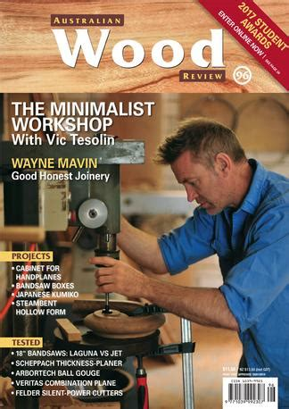australian woodworker magazine australian wood review magazine subscription isubscribe