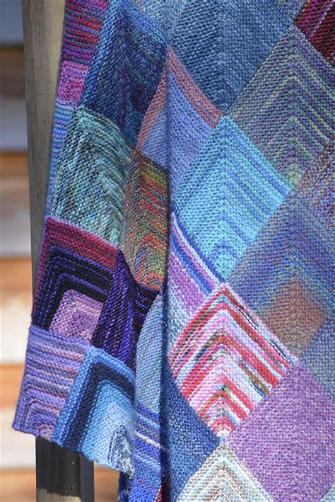 knit a square how to knit a mitred square blanket knitting squirrel