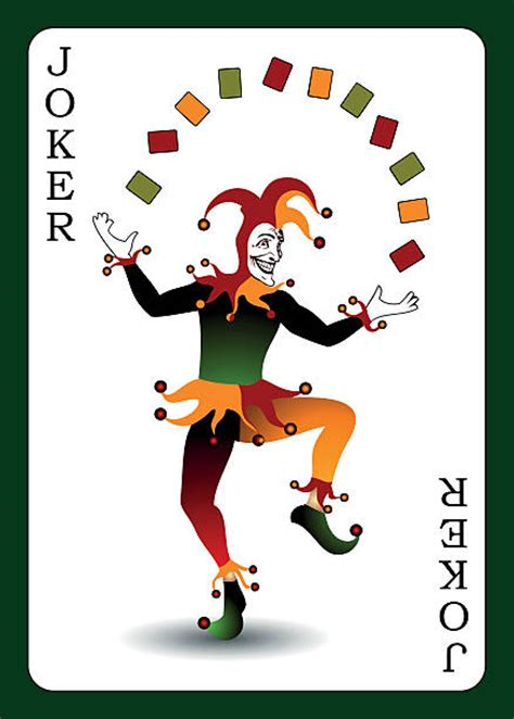 Joker Clip Art, Vector Images & Illustrations   iStock
