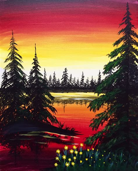 paint nite calgary pictures smittys calgary trail 09 22 2017 paint nite event