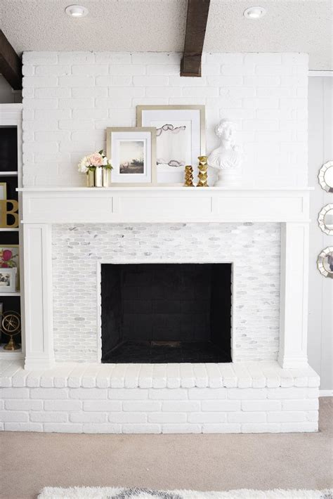 easy fireplace makeover 9 awesome fireplace makeover projects decorating your