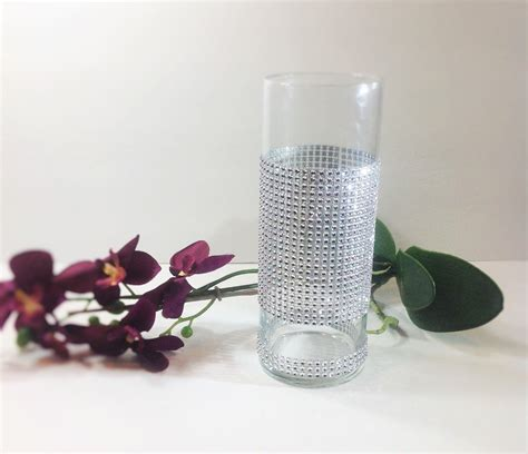 glass cylinder centerpieces cylinder glass vases pillar candle holder