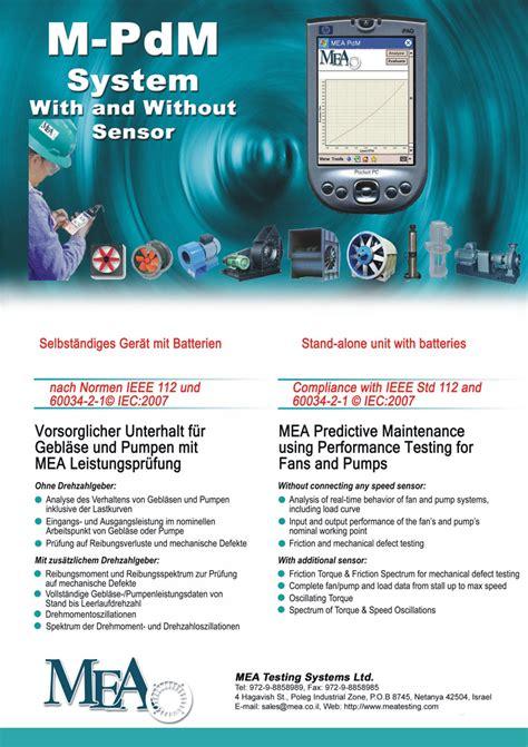Motoare Electrice De Mici Dimensiuni by Echipamente Pentru Testare Motoare Electrice Intretinere