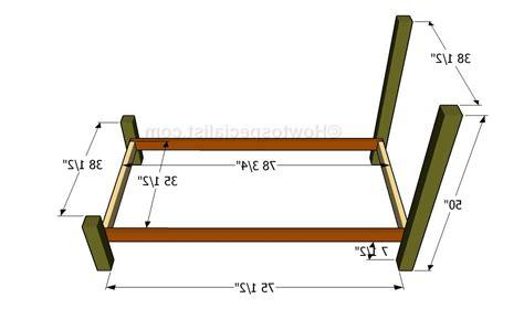 dimensions for size bed frame size bed frame dimensions bedroomfurniturepicture