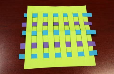 paper weaving crafts colorful paper weaving crafts your should learn jam