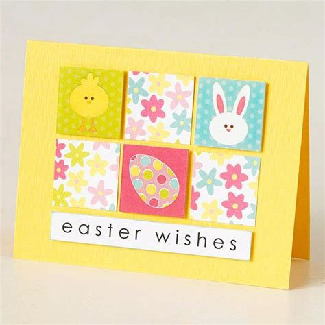 easy easter cards for toddlers to make easy to make easter cards