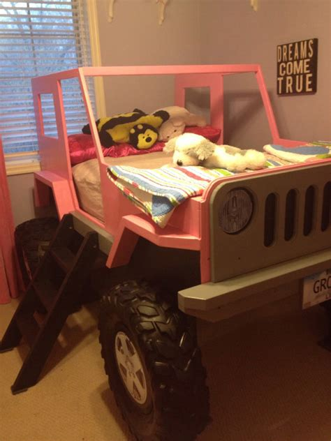 jeep bed frame jeep bed plans size car bed