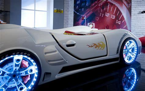 bed cars speedster ventura race car bed white car bed shop