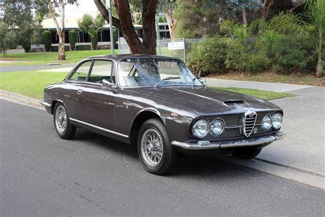 Alfa Romeo 2600 Sprint by 1965 Alfa Romeo 2600 Sprint Alfa Romeo Wheels Australia