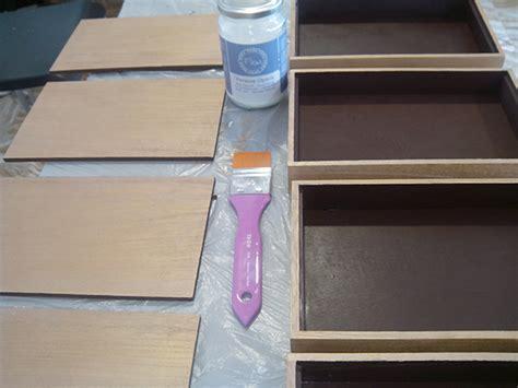 chalk paint y barniz c 243 mo personalizar cajas para llevar la cuenta a tus clientes