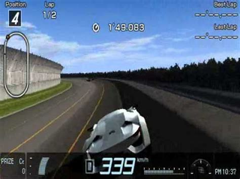 Citroen Gt Top Speed by Gran Turismo Psp Gt By Citroen Top Speed 420 Km H