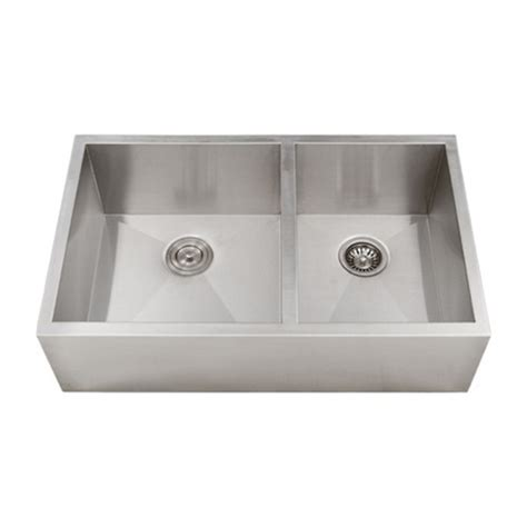 40 inch kitchen sink 33 inch stainless steel flat front farmhouse apron kitchen