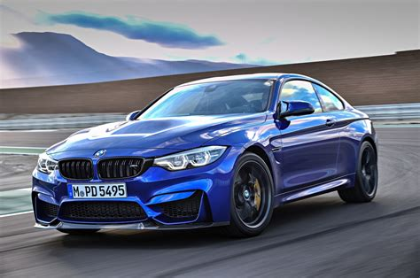 Bmw M4 by Bmw M4 Cs Delivers 454 Hp Will Come To U S Motor Trend