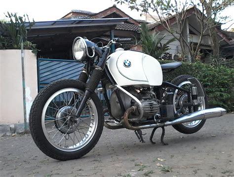 Bengkel Modifikasi Vespa Di Bekasi by Test Ride Bmw R51 3 Cafe Racer Motorklassikku