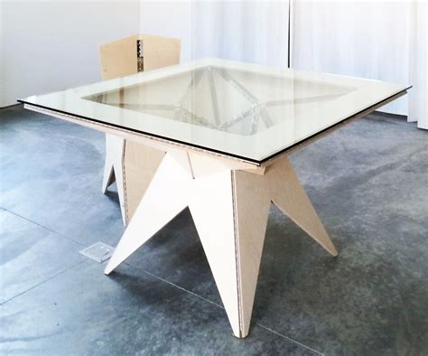 how to make an origami table origami furniture study a table