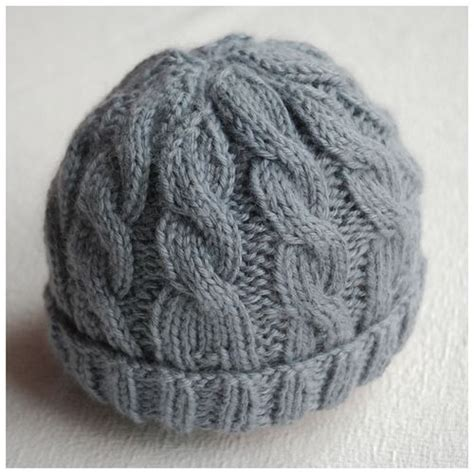 knit cable hat pattern cable knit hat pattern a knitting