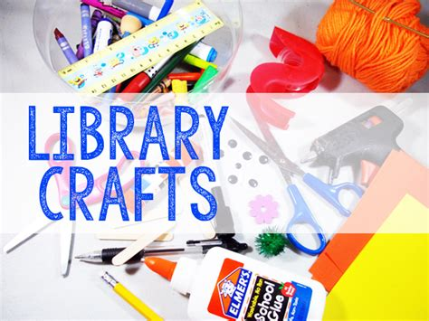 library crafts for drop in crafts fork events east end local