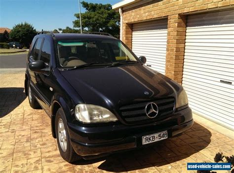Mercedes Ml For Sale by Mercedes M Class For Sale In Australia