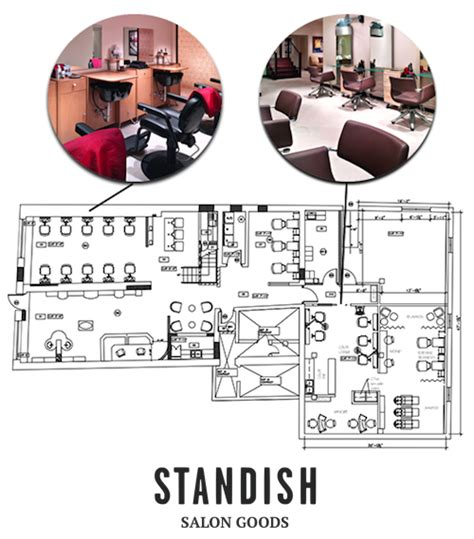 floor plan for hair salon 3 amazing salon floor plan designs