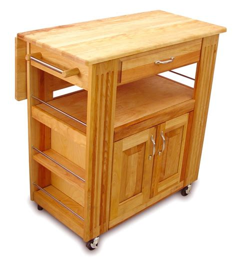 kitchen trolley island catskill craftsmen of the kitchen island trolley with drop leaf at barnitts store