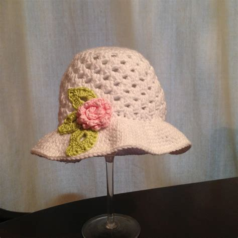 hat for how to crochet beautiful sun hat for