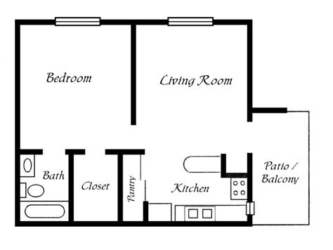 simple cottage floor plans 17 best ideas about simple floor plans on