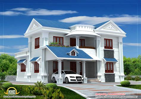 kerala home design hd images beautiful house elevation 2317sq ft kerala home