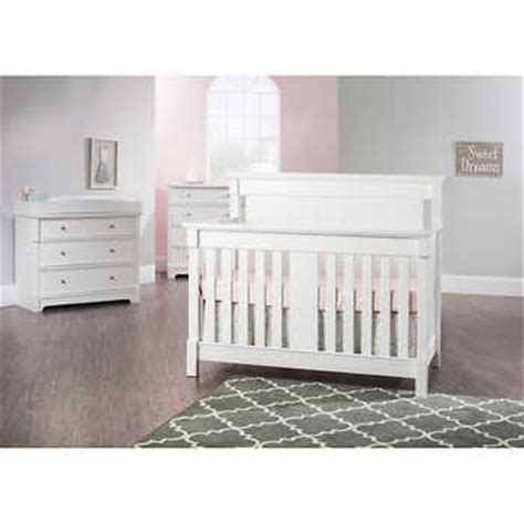 convertible crib sets white springfield 3 convertible crib set white