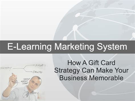 make gift cards for your business how a gift card strategy can make your business memorable
