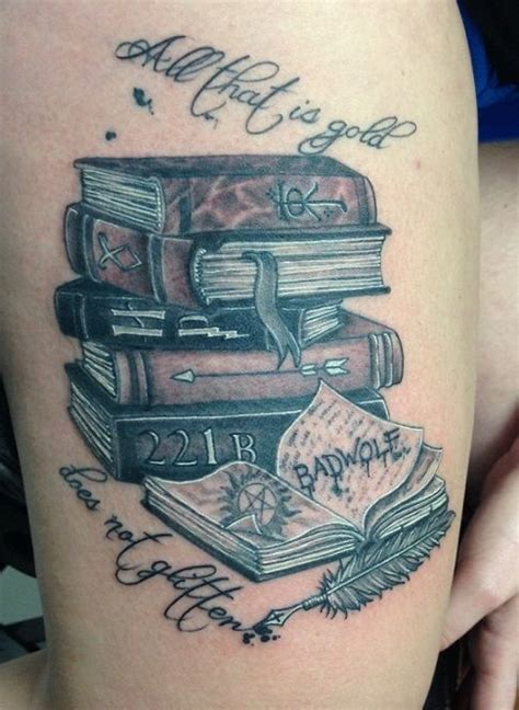 book tattoos pictures 25 best ideas about book on reading