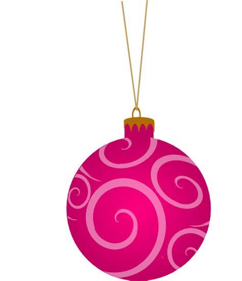 ornament clipart pink ornament clip at clker vector clip