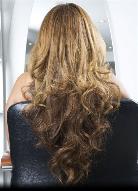 hair extensions using impressions salon of farmingdale hair extensions