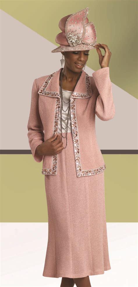 donna vinci knits donna vinci knits 13054 womens 3pc church suit