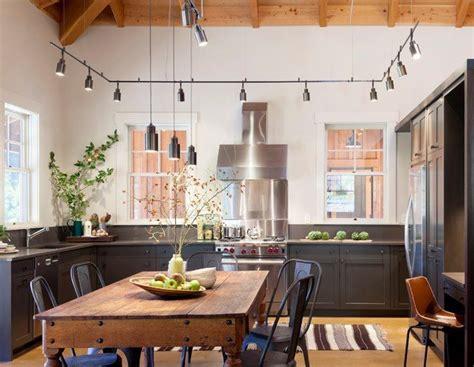 track lighting in kitchen nb design kitchens u shaped kitchen industrial