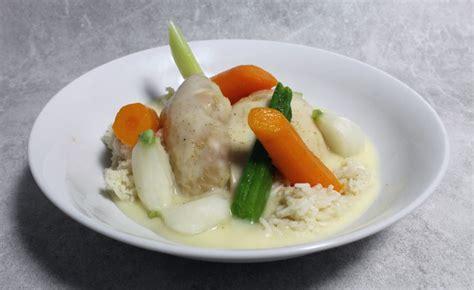recette de poule au pot riz sauce supr 234 me par alain ducasse