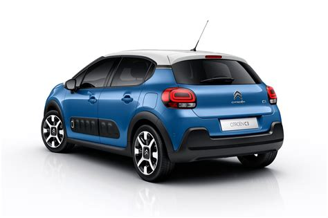 New Citroen by New 2017 Citroen C3 Revealed It S Cactus Take 2 By Car