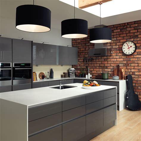 Kitchen Designs With Black Cabinets kitchen ranges magnet trade