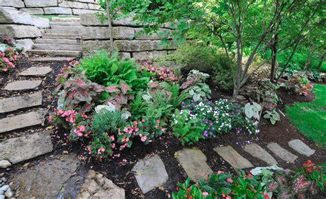 retaining walls for gardens landscape retaining wall design installation