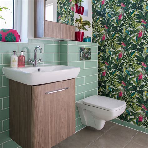 wallpaper in bathroom ideas bathroom wallpaper ideas that will elevate your space to stylish new heights