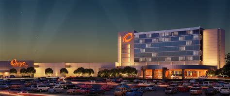 Home Plans Oklahoma massive overhaul planned for tulsa s osage casino www
