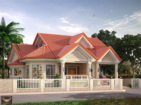 elevated bungalow house plans elevated bungalow with attic home design