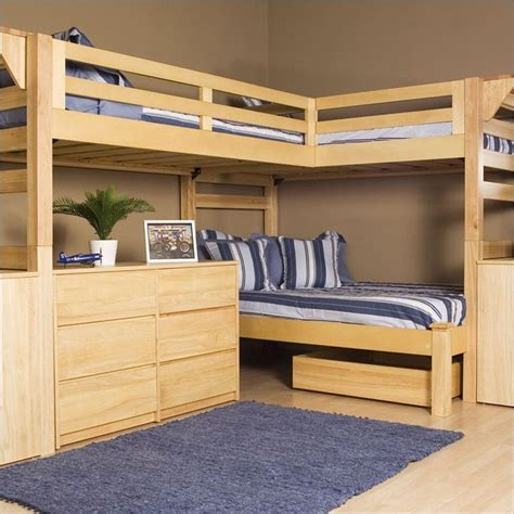 bunk bed plans wooden lindy bunk bed plans and designs for